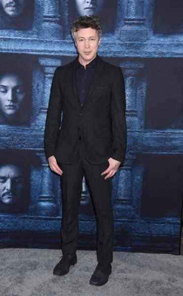 Aidan Gillen (Peter Baelish aka Littlefinger de Game of Thrones)