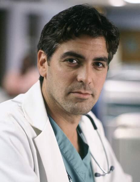 Dès le 1er épisode, George Clooney explosait dans le rôle du pédiatre sexy Doug Ross