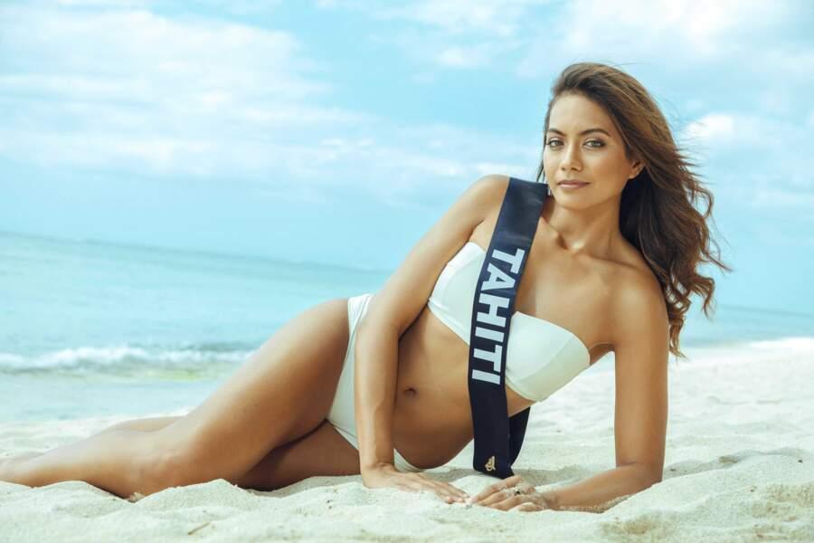 Miss Tahiti 2018: Vaimalama Chaves