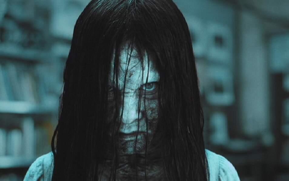 """La fille-qui-fait-peur dans """"The Ring"""" est..."""