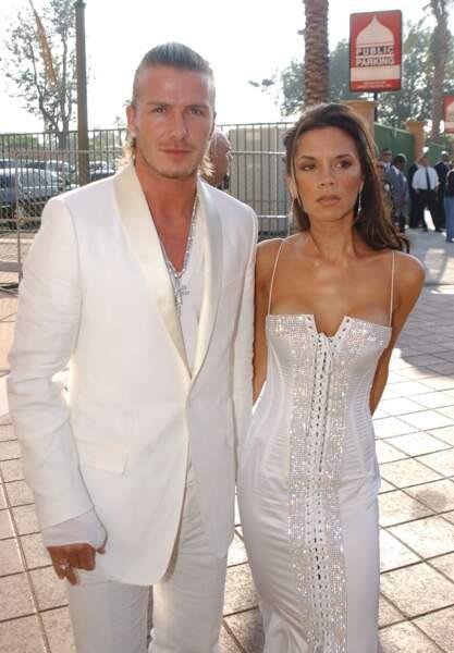 David et Victoria Beckham en couple depuis 1997