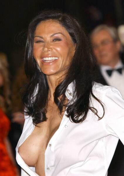 Festival de Cannes, les accidents de tenue les plus sexy - Mona Ayoub, jamais too much...