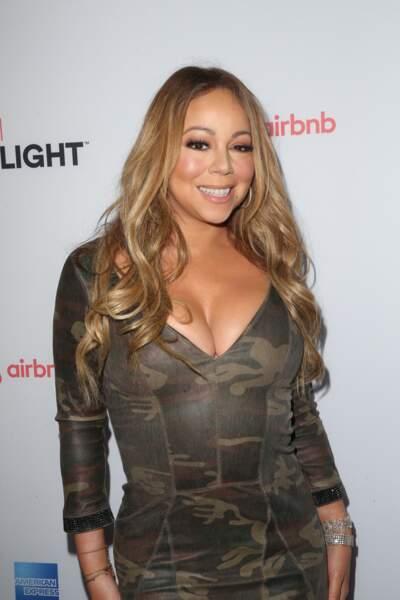 Mariah Carey : Maman pour la première fois à 42 ans