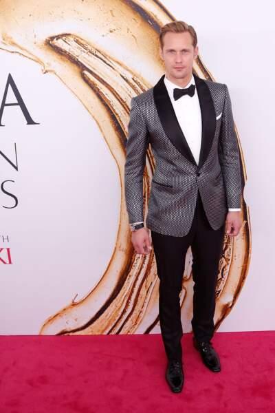 CFDA Fashion Awards : Alexander (avec un S comme sexy) Skarsgard