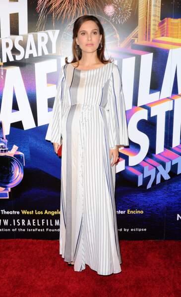 Plutôt Braque ou Vasarely, Natalie Portman ?