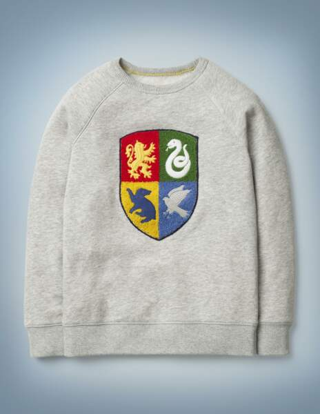 Sweatshirt. Mini Boden x Harry Potter, 28 €