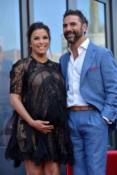 Eva Longoria et José Pepe Bastón ont accueilli leur fils Santiago