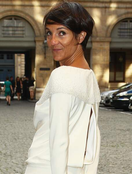 Florence Foresti, deuxième ex aequo avec 800 000 euros