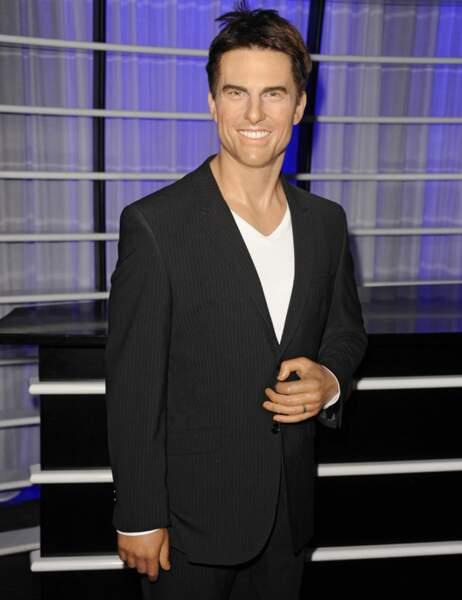 Tom Cruise au Madame Tussauds de Berlin