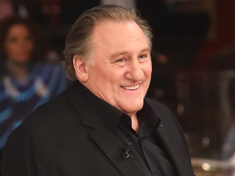 8. Gérard Depardieu a gagné 288 141 euros