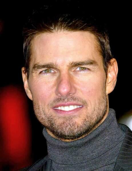 Tom Cruise en 2003...