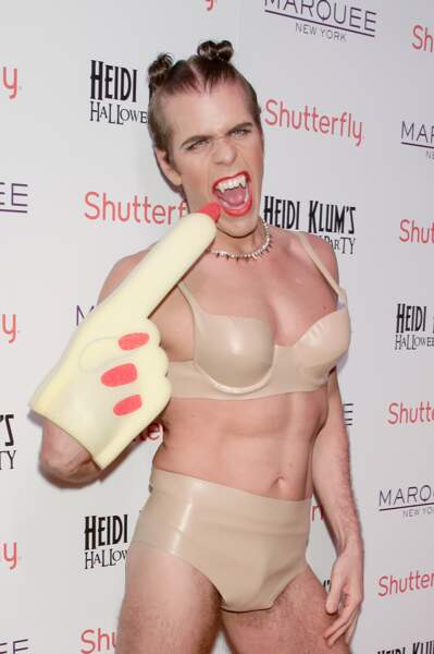Le meilleur et le pire des costumes d'Halloween des people - Perez Hilton