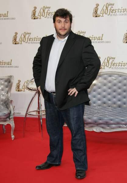 Avant-après ces stars qui ont perdu du poids - Laurent Ournac avant