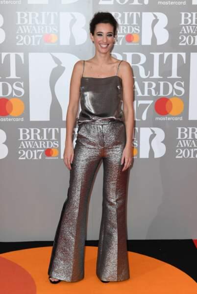 Brit Awards 2017 : Laura Jackson