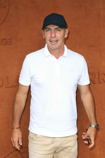 Alain Boghossian en 2018 (47 ans)