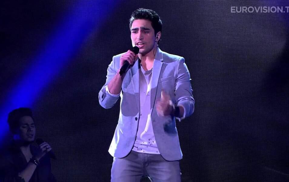 Farid Mammadov - Azerbaïdjan