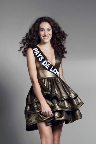 Miss Pays de Loire : Carla Loones – 20 ans