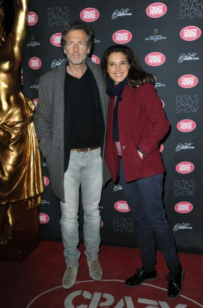 Crazy Show  : l'acteur Stéphane Freiss et sa femme