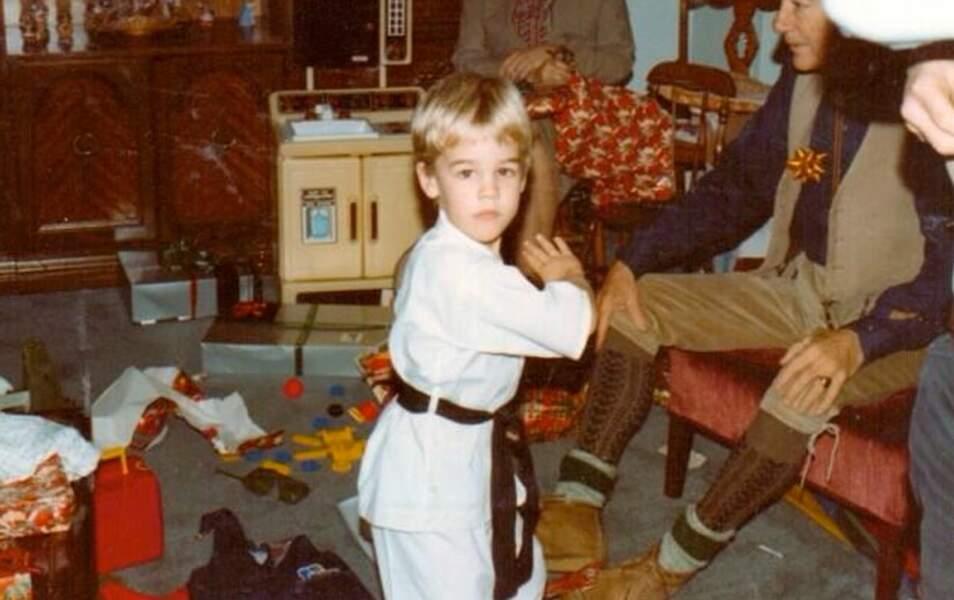 Ce petit judoka tout blond a fait tourner la tête des filles