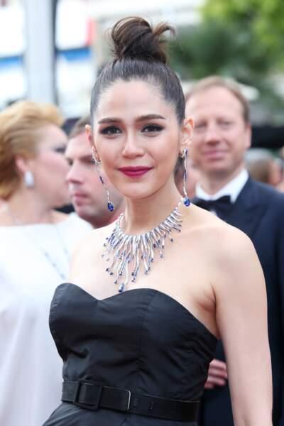Festival de Cannes 2017 : Araya Hargate