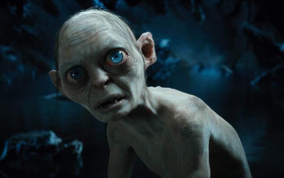 """Gollum dans """"Le Seigneur des Anneaux"""" est..."""