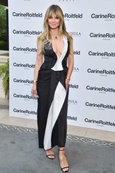 Don'ts : Heidi Klum et sa robe sexy et banale