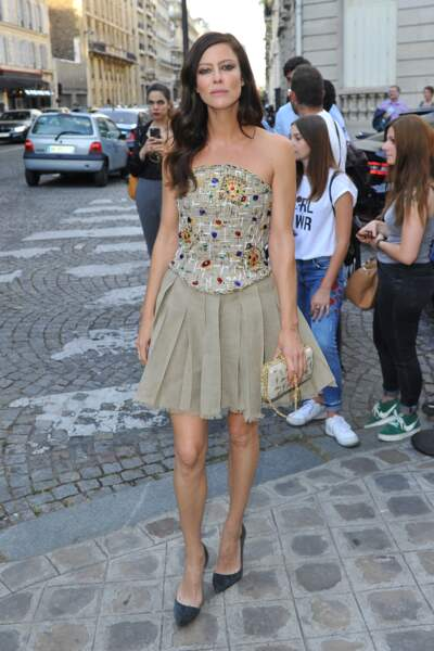 Dîner de la Fondation Vogue - Anna Mouglalis