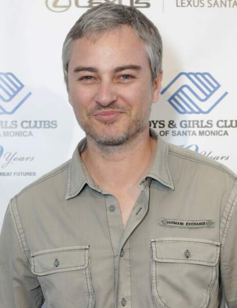 Kerr Smith, 46 ans, a fait quelques apparitions dans des séries comme Les Experts ou NCIS