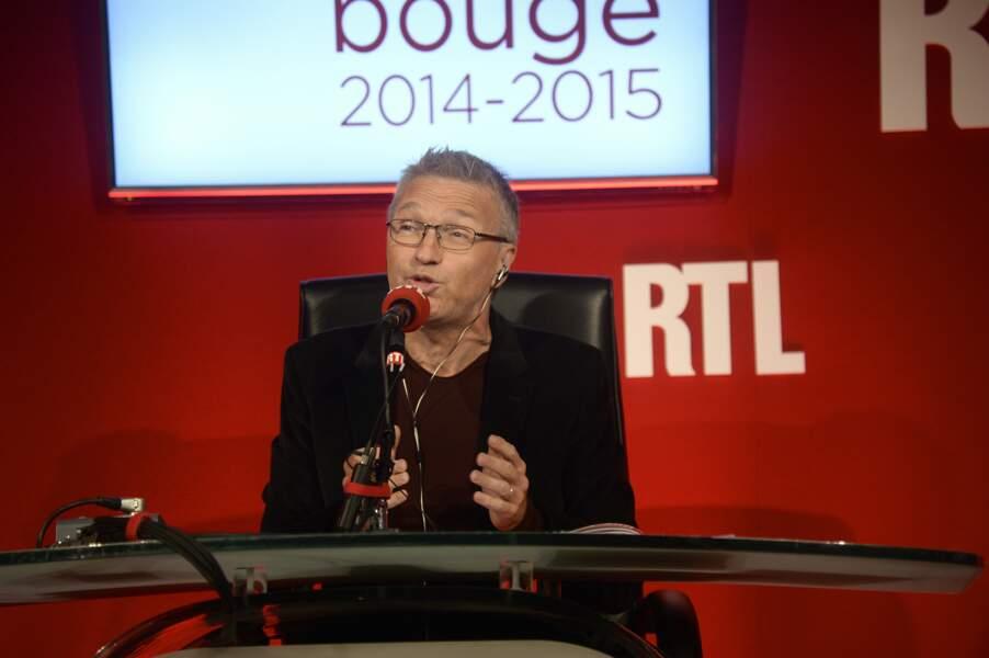 18ème ex aequo - Laurent Ruquier recueille 19% d'opinions défavorables