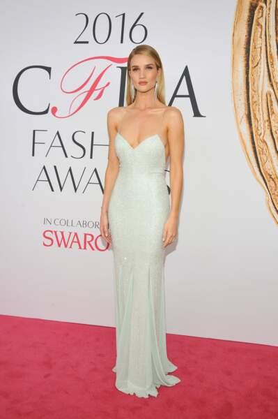 CFDA Fashion Awards : Rosie Huntington-Whiteley