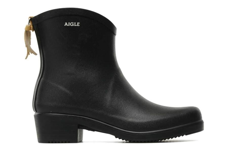 Bottes de pluie Aigle : 95€