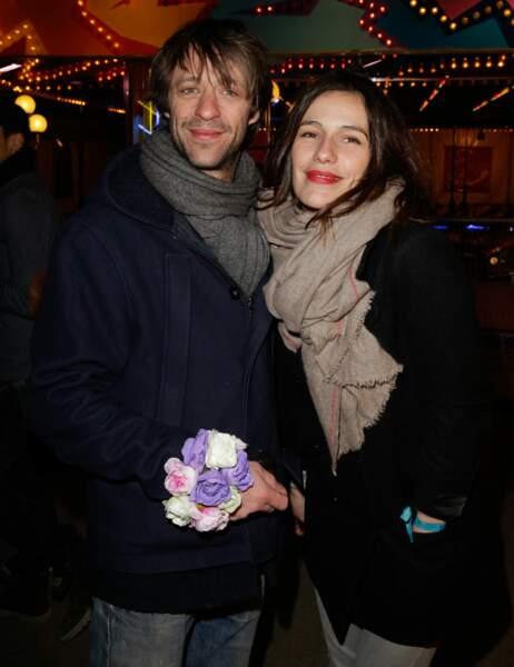Zoé Félix et son compagnon Benjamin Rolland