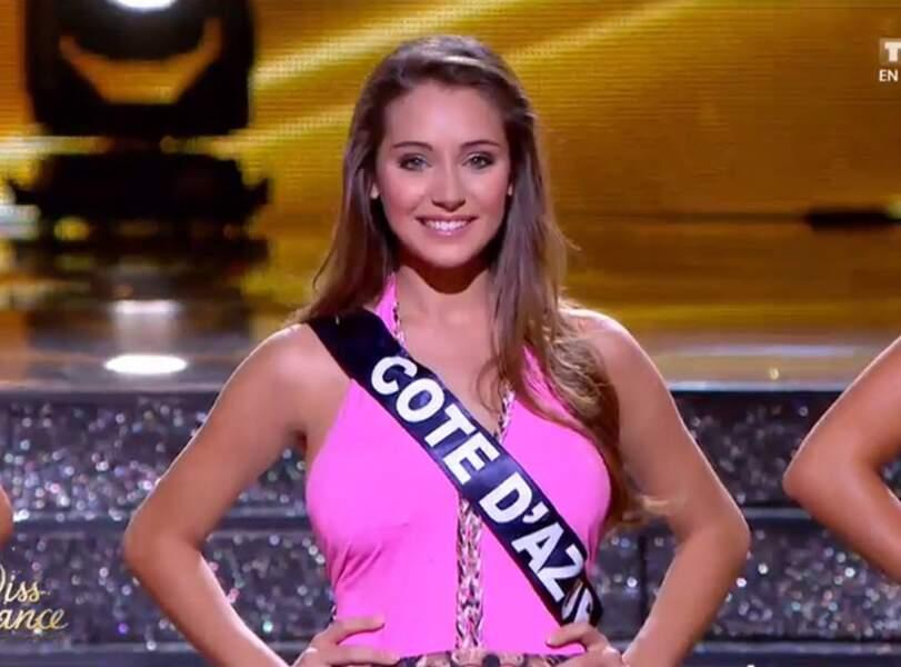 Miss Côte-d'Azur, 2e dauphine