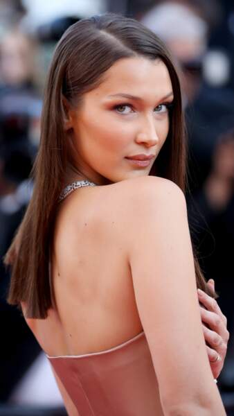 Bella Hadid ultra sexy au festival de Cannes