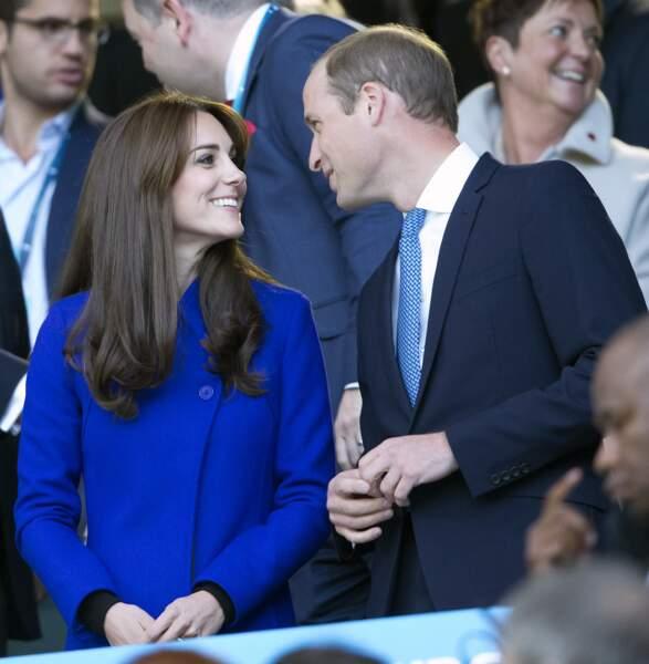 Kate et William, toujours amoureux comme au premier jour