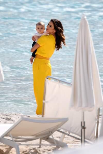 Cannes 2019 : Eva Longoria moments complices avec son fils