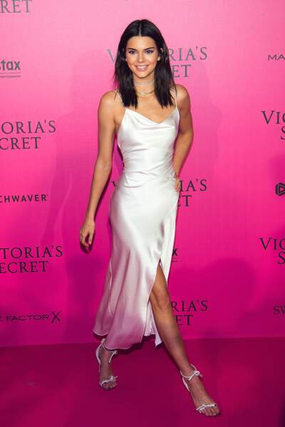 Défilé Victoria's Secret : Kendall Jenner en Camilla and Marc