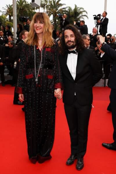 Daphne Burki et son mari