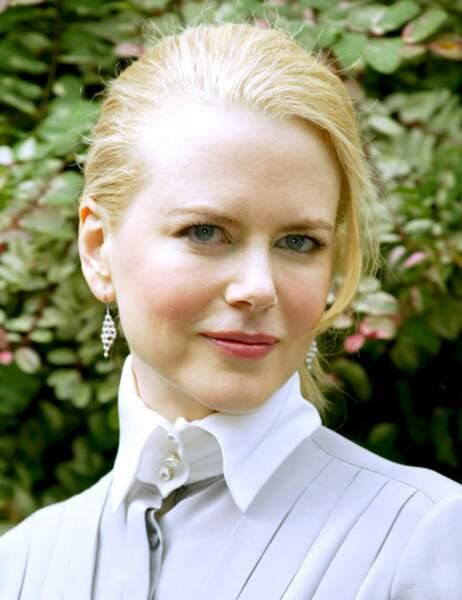 Nicole Kidman il y a dix ans...