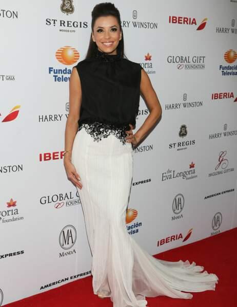Eva Longoria sur red carpet