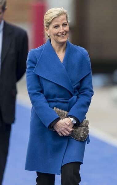 Sophie, comtesse de Wessex, 11e