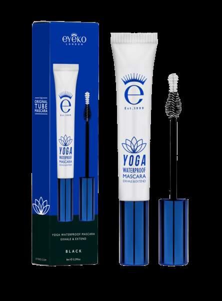 Mascara Yoga waterproof, Eyeko, 23,50 euros