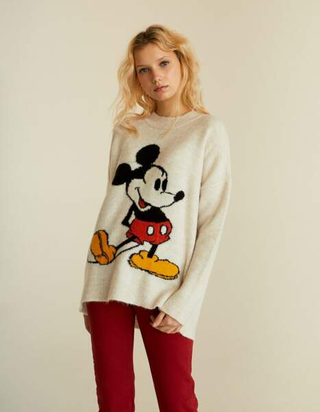 Pull Mickey, Stradivarius, 29,99€