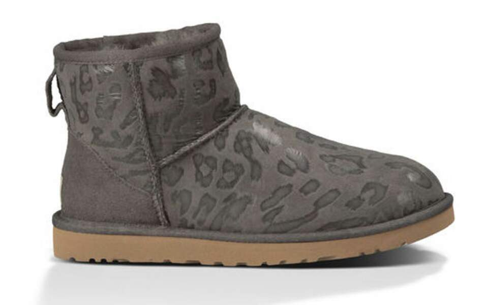 Boots UGG femme soldées à 130€