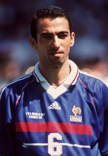 Youri Djorkaeff en 1998 (30 ans)