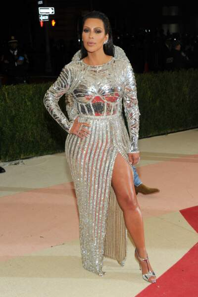 Kim Kardashian ou l'homme de fer du Magicien d'Oz ?