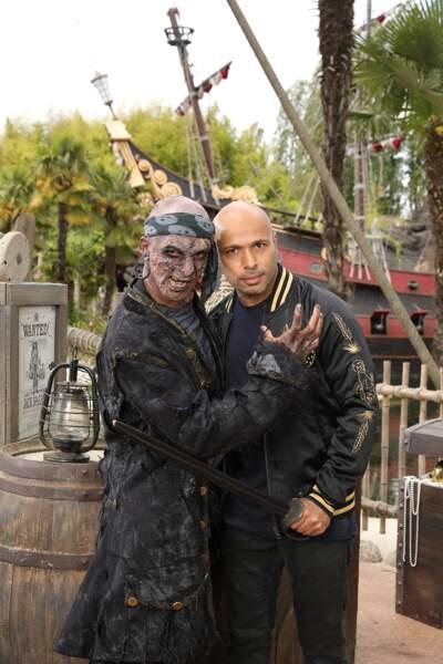 A l'occasion de l'avant-première de Pirates des Caraïbes 5, un parterre de stars était présent à Disneyland Paris.
