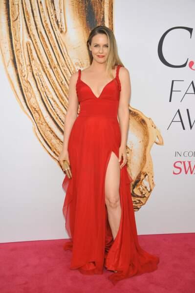 CFDA Fashion Awards : Alicia Silverstone qui prend la pose comme en 2004...