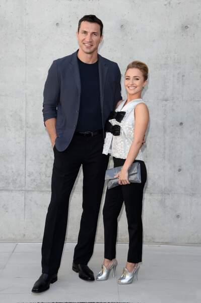 Ces stars de nouveau en couple après une rupture - Hayden Panettiere et Wladimir Klitschko
