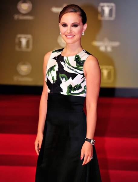 8 (ex-aequo) : Natalie Portman, 13 millions de dollars